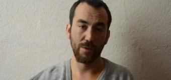 Задержанный спецназовец РФ дал интервью Шустеру. Видео