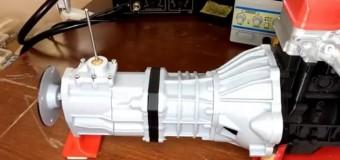 Инженер распечатал на 3D-принтере первую коробку передач. Видео