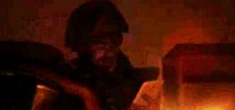 Бойцы АТО под обстрелом читают Чехова при свечах. Видео