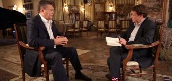 Янукович признал свою ответственность за расстрелы на Майдане. Видео