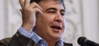 Саакашвили устроил скандал главе Госавиа. Видео