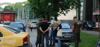 В Киеве задержали журналистов «Россия 24». Фото