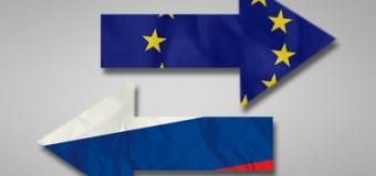Россия написала санкции Европе на туалетной бумаге. Фото