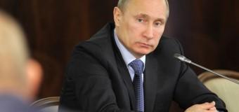 В соцсети высмеяли Путина за речь об Украине. Фото