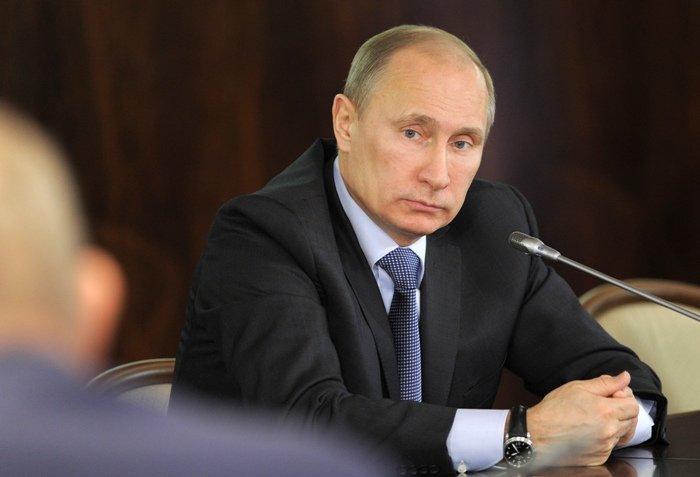 Порошенко и Трамп еще не поздравили Путина в Днем рождения