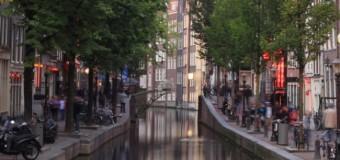 В Амстердаме напечатают мост на 3D-принтере. Видео