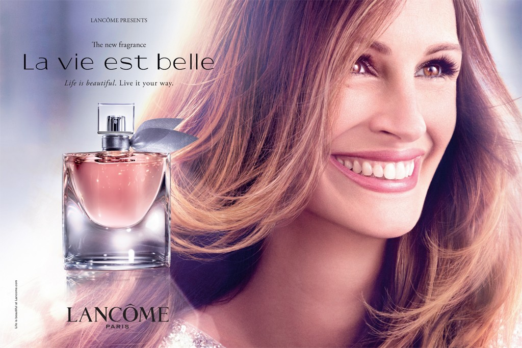 Красивые женщины и косметика фото