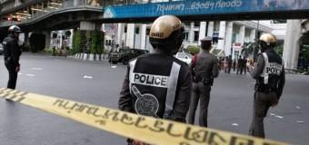 Камеры зафиксировали подозреваемого в совершении теракта в Таиланде. Фото