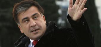 Міхеіл Саакашвілі планує повертатися в Україну. Відео