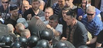 МВД отправило повестки на допрос восьми «свободовцам». Фото