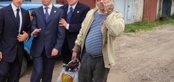 Медведева поздравили с юбилеем невероятно смешными фотожабами