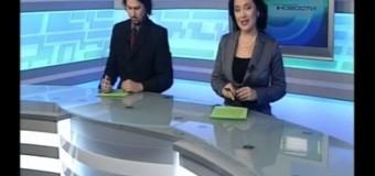 Смешной ляп в прямом эфире: ведущий поздоровался сам с собой. Видео