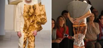 Странная мода: наряды на модных показах вводят в ступор. Фото