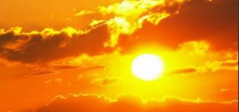 В сеть попало уникальное видео ожившего солнца