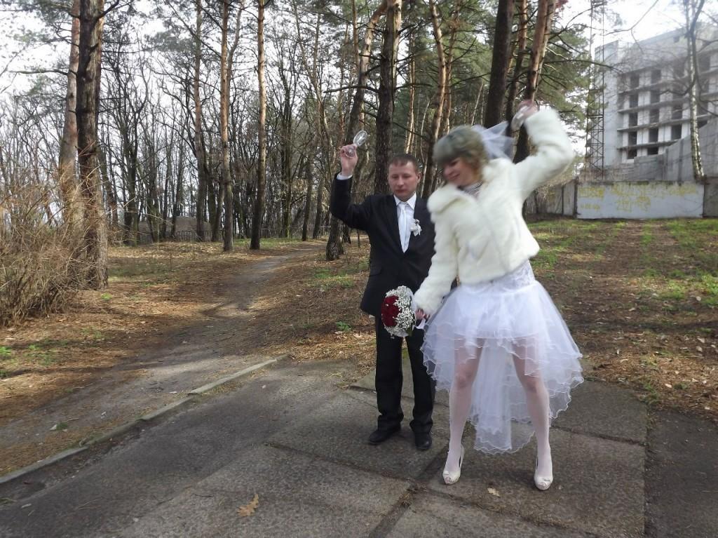 Смешные фото со свадьбы в россии