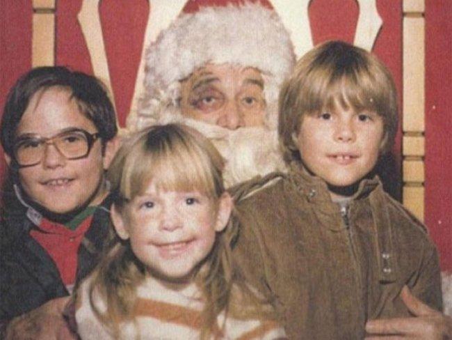 Странные и забавные семейные снимки, которые вгоняют в ступор. Фото