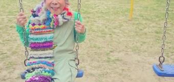 Бабушка стала звездой сети, примерив одежду своей внучки. Фото
