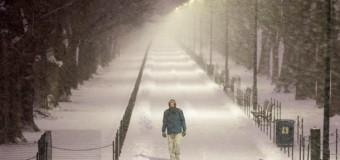 Жертвами снежной бури в США стали девять человек. Фото