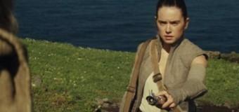 Кадры из восьмого эпизода «Звездных войн» стали хитом сети. Видео