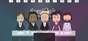 На «Евровидении» ввели новые правила голосования. Видео