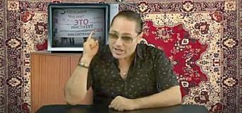 Лебединский высмеял философию «ватников» новыми карикатурами. Видео