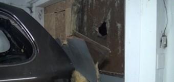 В Киеве СТО обстреляли из гранатомета. Видео