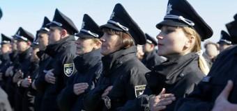В Херсоне начала работу новая полиция. Видео