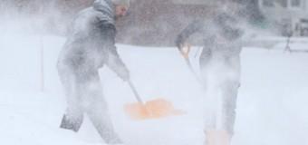 Столицу Канады накрыл рекордный за 70 лет снегопад. Фото