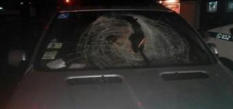 В Луцке птяный водитель BMW сбил велосипедиста. Фото