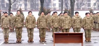 Военные вузы досрочно выпустили курсантов. Фото