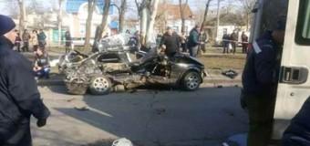 Полицейский устроил смертельное ДТП в Николаеве. Фото