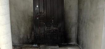 На Волыни неизвестные пытались поджечь дом местного депутата. Фото