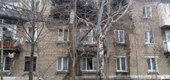 На Донбассе произошел взрыв газа в жилом доме: есть погибший. Фото