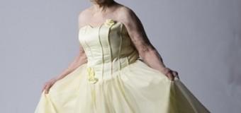 91-летняя украинка снялась в откровенной фотосессии. Фото
