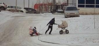 В соцсетях появились свежие комичные фотографии о жизни россиян
