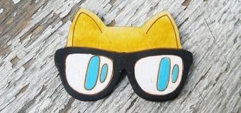 Кот в солнцезащитных очках стал настоящей звездой сети. Фото
