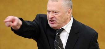 Над статуей Жириновского посмеялись в сети. Фото