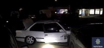 В Одессе пьяный водитель протаранил 5 автомобилей