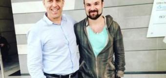 Украинский певец победил рак и поможет больным детям