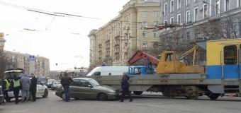 В Харькове в ДТП с участием трамвая пострадал ребенок