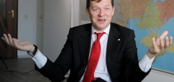 Ляшко рассказал о родственниках-сепаратистах