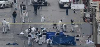 Официально: Украинцы не пострадали в результате взрыва в Стамбуле