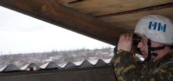 В зоне АТО обстреливают Авдеевку и Новотроицкое