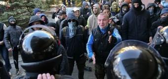 Представительство ЕС возмутило нападение на львовских геев. Фото