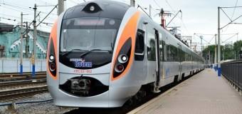 В Киевской области остановили поезд, опасаясь угрозы подрыва