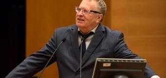 Жириновский о терактах в Европе: Пусть они подыхают и погибают. Видео