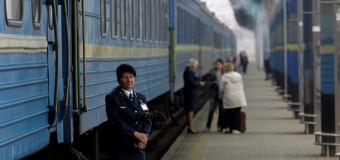 Украинские поезда пойдут по летнему графику