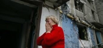 На Донбассе снаряд попал в жилой дом: есть раненый