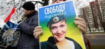 Савченко могут обменять к лету