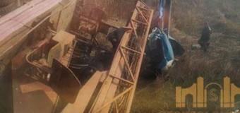 В Ивано-Франковской области поезд врезался в грузовик. Фото